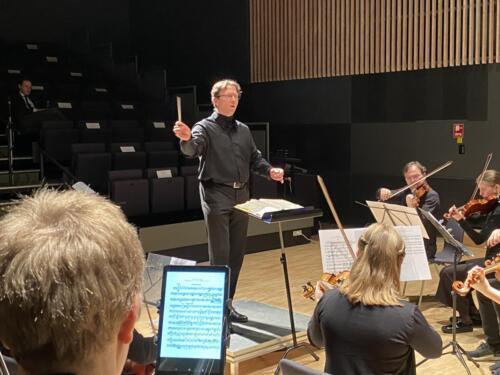 Midt Western Youth Orchestra - Denmark